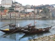 Wine Barrel Barges