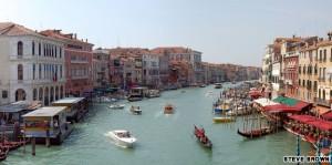 Venetian Gridlock