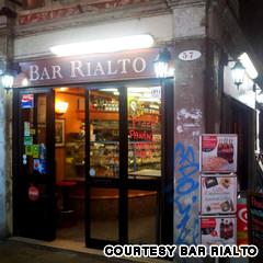 Venice Bar Rialto
