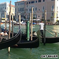 Venice Gondola Pic
